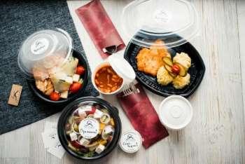 Швидке і зручне  замовлення їжі додому від мережі ресторанів «Євразія»